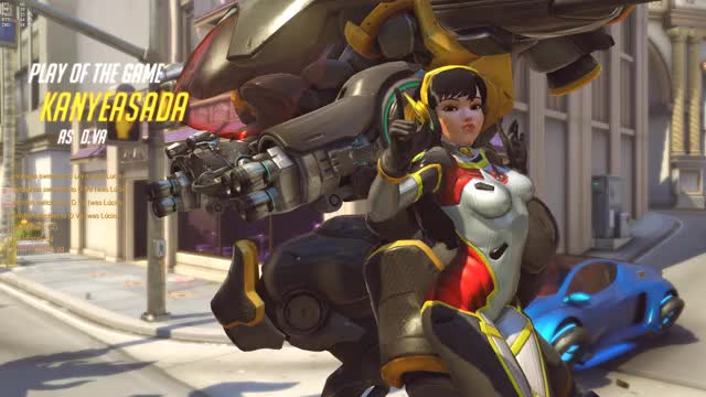 Watch and share D.VA GIFs by kanyeasada on Gfycat
