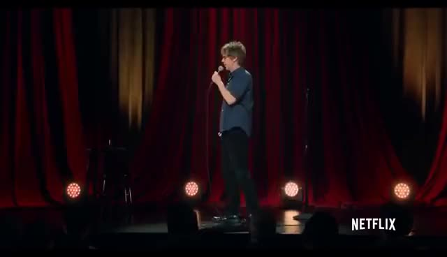 Watch and share Dana Carvey | Clip: Teenagers Are Nightmares | Netflix GIFs on Gfycat