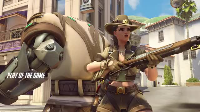 Watch and share Overwatch GIFs by AonRivers on Gfycat