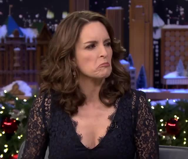 Watch and share The Tonight Show Starring Jimmy Fallon GIFs and Tina Fey GIFs by Reactions on Gfycat