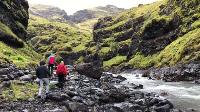 Watch Hiking in Iceland GIF on Gfycat. Discover more related GIFs on Gfycat
