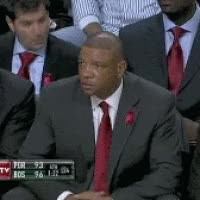 Watch and share Doc Rivers - Gif GIFs on Gfycat