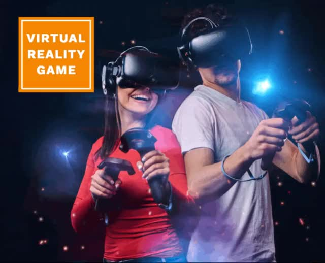 Watch and share Virtual-Reality-Game-Mieten-Emotion-Company-Schweiz-VR-Game-Eventagentur (1) GIFs on Gfycat