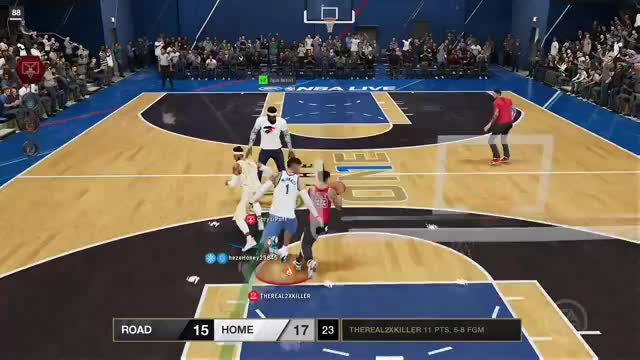 Watch this GIF by Gamer DVR (@xboxdvr) on Gfycat. Discover more ChrysiPuff, NBALIVE18TheOneEdition, xbox, xbox dvr, xbox one GIFs on Gfycat