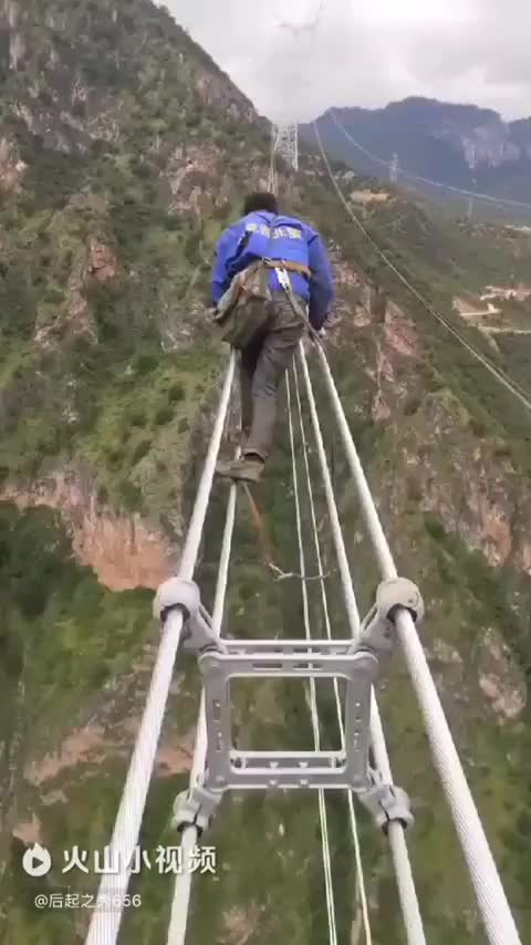 Watch and share Cable Creeper - Imgur GIFs on Gfycat