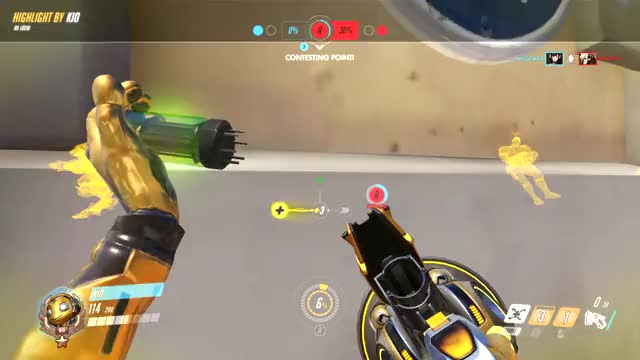 Watch and share Overwatch GIFs and Lucio GIFs by 萌え提督 on Gfycat