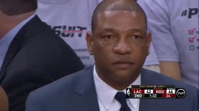 Watch and share Doc Rivers GIFs and Laclippers GIFs on Gfycat
