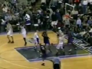 nbagifs, Keon Clark - kids, that's how you pick and roll GIFs
