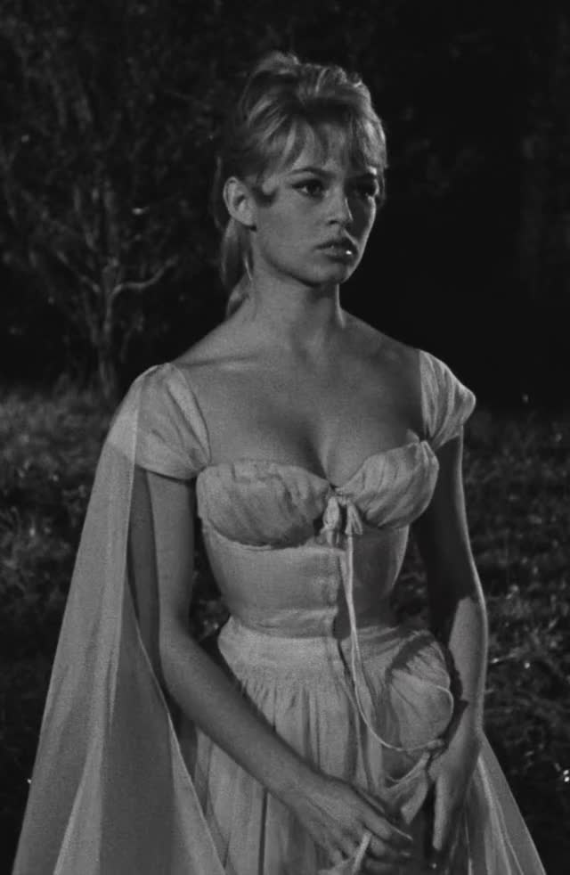 Watch and share Brigitte Bardot - Her Bridal Night (1956) GIFs by ehstrdcfg on Gfycat