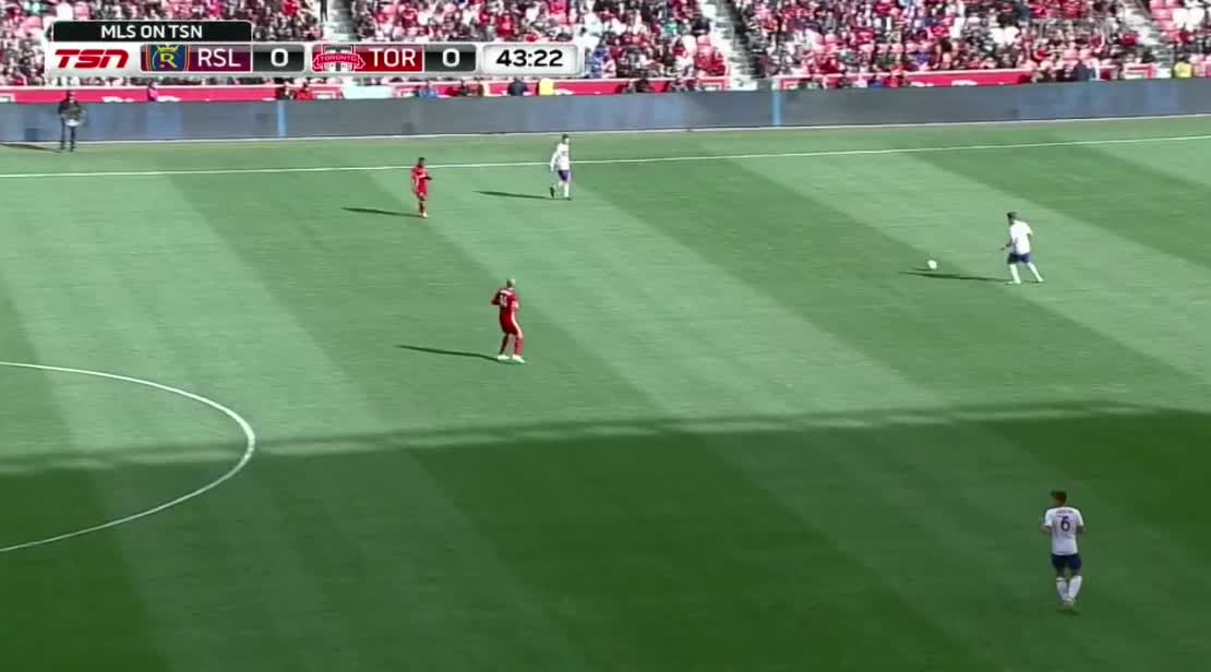 Good TFC buildup through center, looking to go wide GIFs