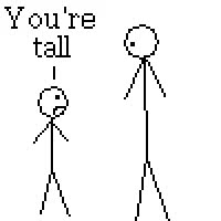 Watch and share Tall, Short Dont Piss Off Short People Photo: Dont Piss Off Short People 0e754bf477ffe4c6f090f321b9c8f0c4.gif GIFs on Gfycat