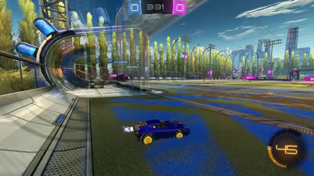 Watch the highlight of my career GIF by Deluxe (@deluxe99) on Gfycat. Discover more RocketLeague, rocket league GIFs on Gfycat