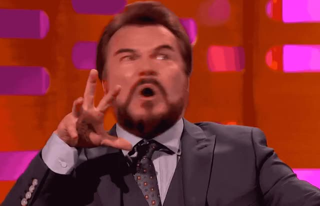 Watch this jack black GIF by Reactions (@ioanna) on Gfycat. Discover more angry, black, graham, hysterical, jack, jonas, jumanji, mad, nick, norton, show, sing, song, theme GIFs on Gfycat