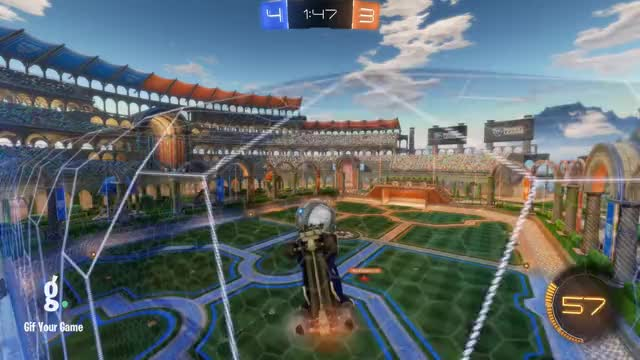 Watch ⏱️ Goal 8: BeK GIF by Gif Your Game (@gifyourgame) on Gfycat. Discover more BeK, Gif Your Game, GifYourGame, Goal, Rocket League, RocketLeague GIFs on Gfycat