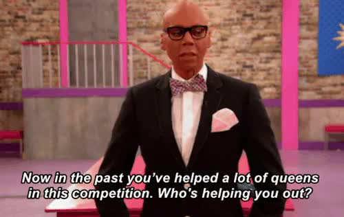 Watch and share Rupaul's Drag Race GIFs and Rupauls Drag Race GIFs on Gfycat