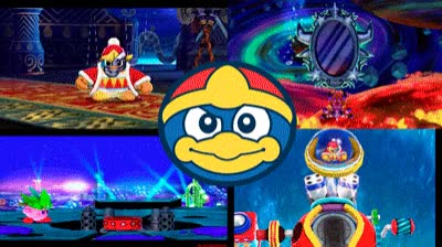 Watch and share Kirby Triple Deluxe GIFs and Kirby Battle Royale GIFs by Super Pato on Gfycat