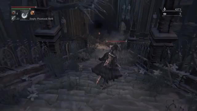 Watch and share Bloodborne GIFs by whorof on Gfycat