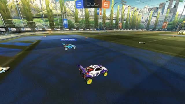 Watch and share Rocket League GIFs and Comeback GIFs by lifenn on Gfycat