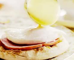 Watch and share Eggs Benedict GIFs and Food 52 GIFs on Gfycat