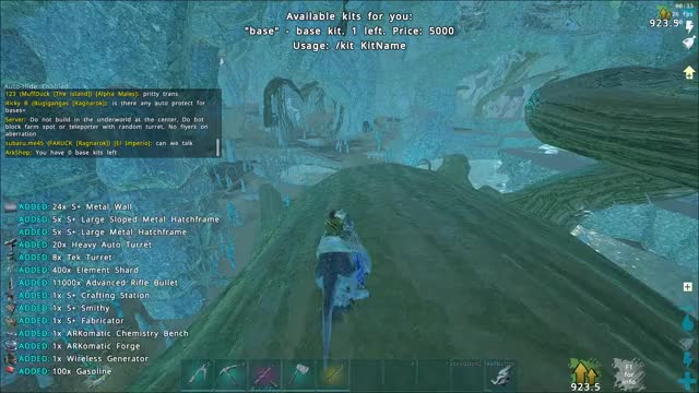 Terrific Ark Survival Evolved 2018 09 12 00 34 16 75 Dvr Trim Gif Gmtry Best Dining Table And Chair Ideas Images Gmtryco