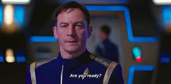 Watch this star trek GIF by Star Trek gifs (@star-trek-gifs) on Gfycat. Discover more captain lorca, celebrity, celebs, disco, discovery, dsc, jason isaacs, lorca, star trek, star trek beyond, star trek discovery, star trek enterprise, star trek into darkness, star trek nemesis, star trek voyager, subtitles GIFs on Gfycat