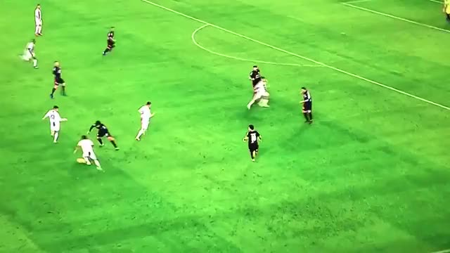 Watch and share Ronaldo Hits The Post. Juventus - Cagilari | 2-1 GIFs on Gfycat