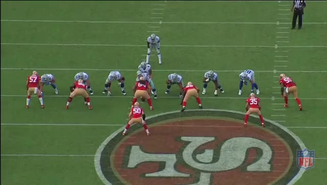 Watch and share 12 Personnel Zone Run 49ers GIFs by Cover 1 on Gfycat