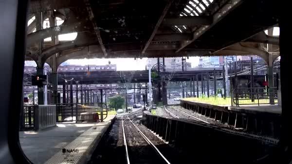 Silverliner V Railfan Window Philly-Newark, DE Amtrak NEC
