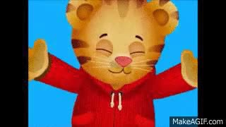 Watch and share Daniel Tiger Ugga Mugga GIFs on Gfycat