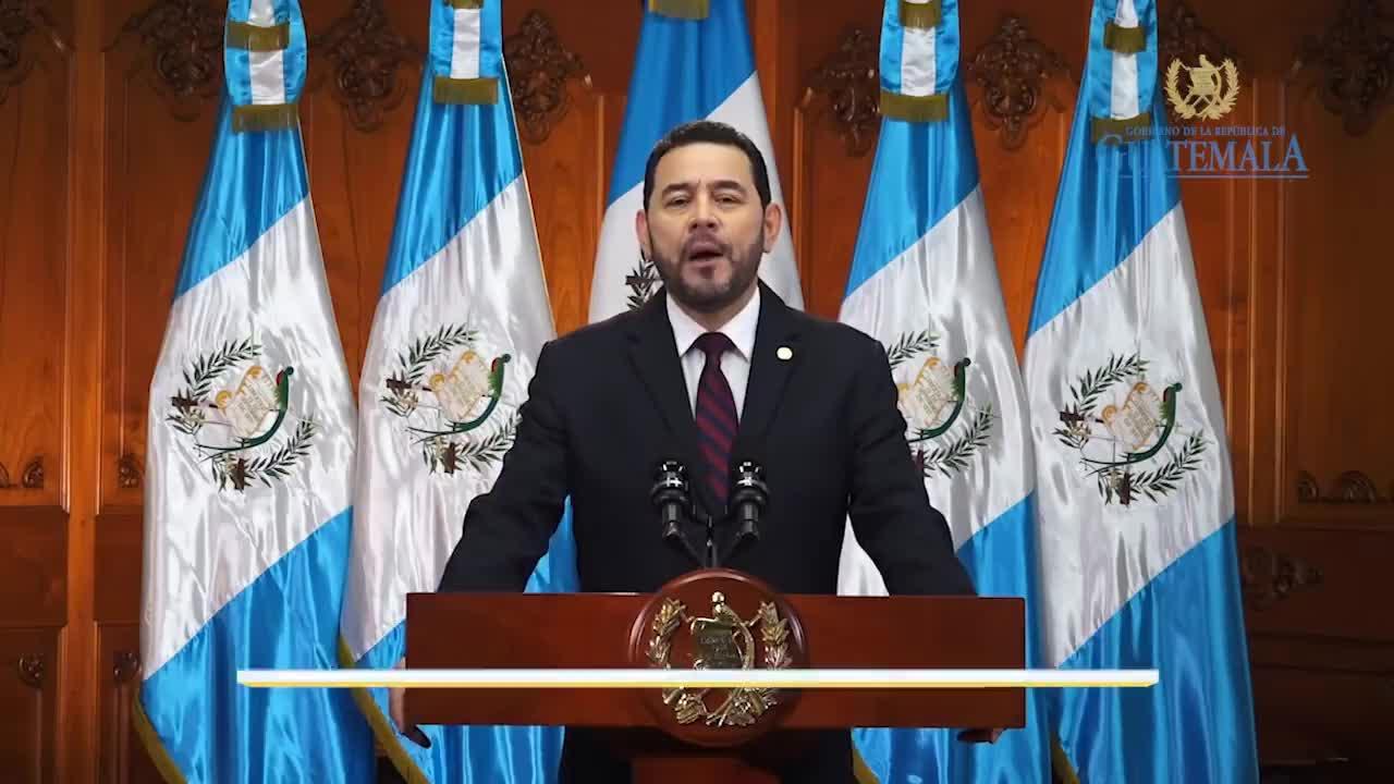 guatemala, Mensaje del presidente Jimmy Morales sobre la Consulta Popular GIFs