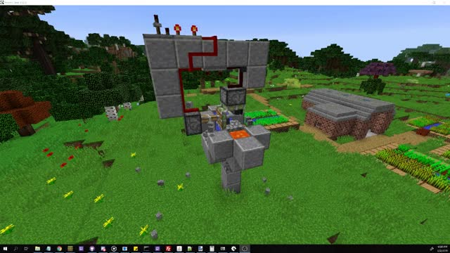 Watch and share Simple Cobble Generator Quark + Project Red GIFs on Gfycat