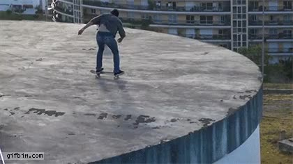 Watch skateboard wipeout GIF on Gfycat. Discover more related GIFs on Gfycat
