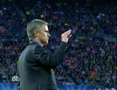 Watch and share José Mourinho GIFs and Real Madrid GIFs on Gfycat