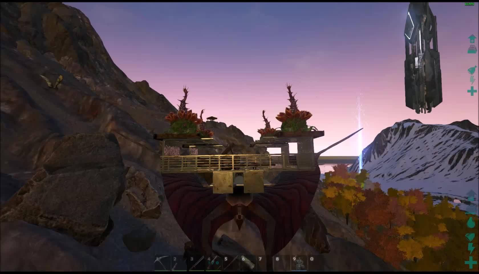 Ark, playark, Xplants now work on Quetzals! GIFs