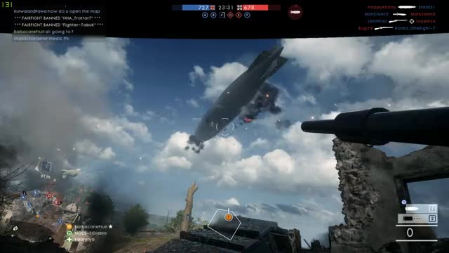 Watch and share Blimp Vs LT GIFs by mochastic on Gfycat