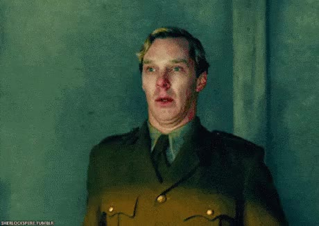 Watch and share Benedict Cumberbatch Sherlock GIFs on Gfycat