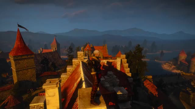 Watch Beautiful View GIF by @sencat on Gfycat. Discover more 60fpsgfy, Witcher3, gaminggifs GIFs on Gfycat