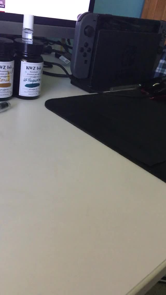 Watch and share Noodler's Borealis Black GIFs on Gfycat