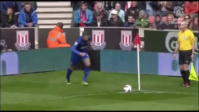 Watch 100 Carrick GIF by mu_goals_2 on Gfycat. Discover more related GIFs on Gfycat