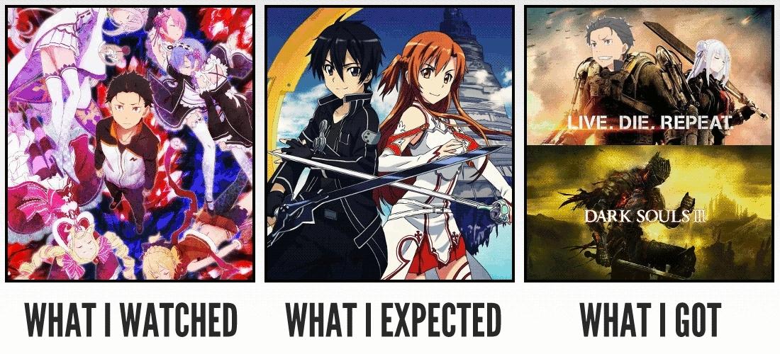 rezero, Re: zero what I got GIFs