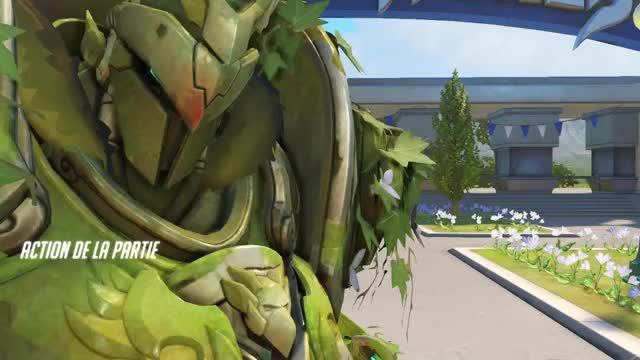 Watch and share Overwatch GIFs by Roxande on Gfycat