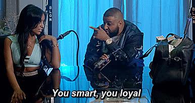 dj khaled, key, keys, major key, major key alert, You smart, you loyal - DJ Khaled GIFs
