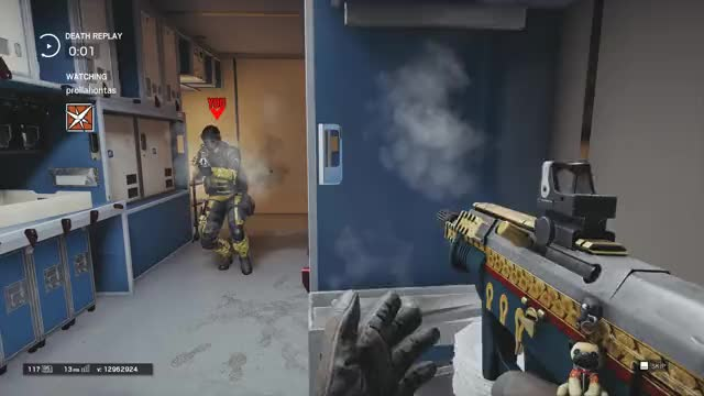 Watch luck spray GIF by @glittergif on Gfycat. Discover more Rainbow6, Siege GIFs on Gfycat