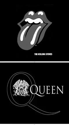 Watch and share Rollings Stones GIFs and Guns N Roses GIFs on Gfycat