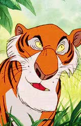 Watch and share The Jungle Book GIFs and Shere Khan GIFs on Gfycat