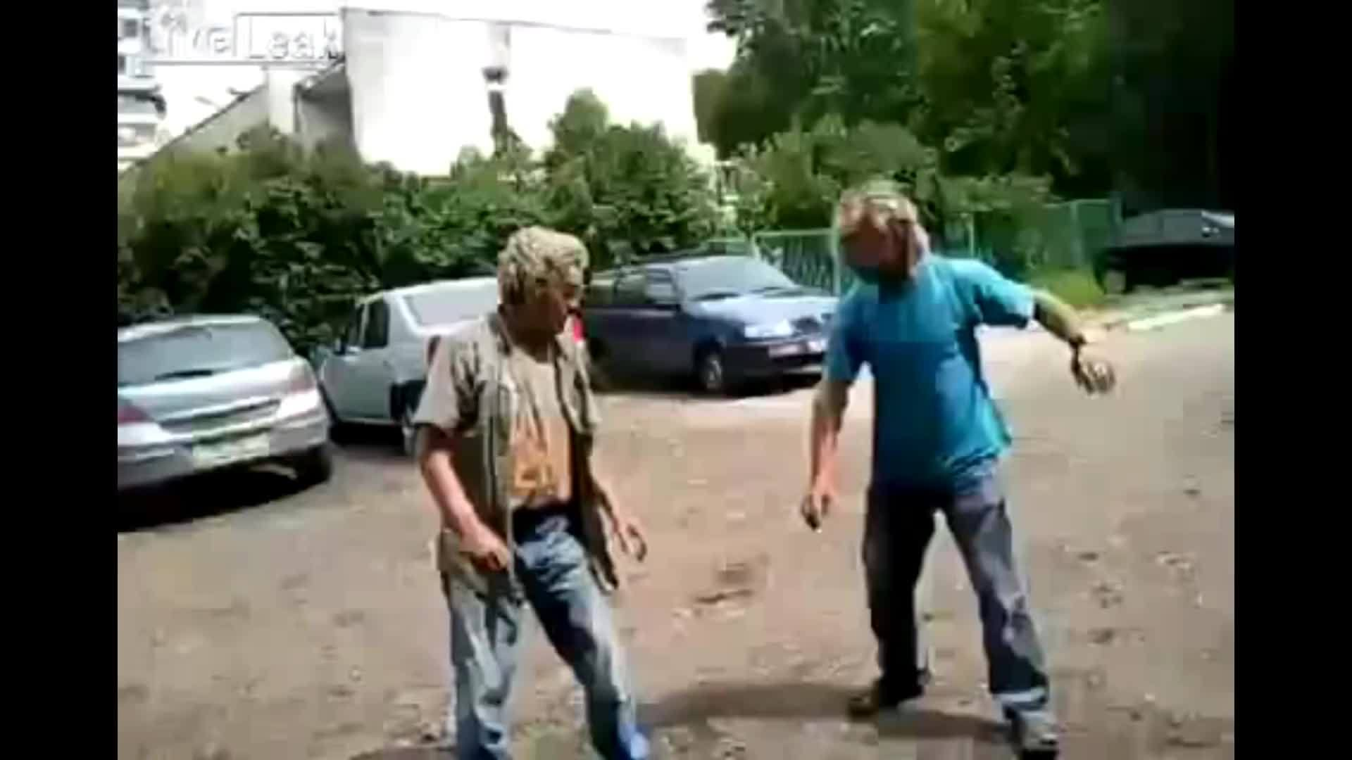 exanima, fight, hard, Drunk Fights - Funny - Russian GIFs