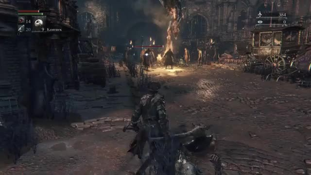 Watch and share Bloodborne GIFs by darkwark on Gfycat