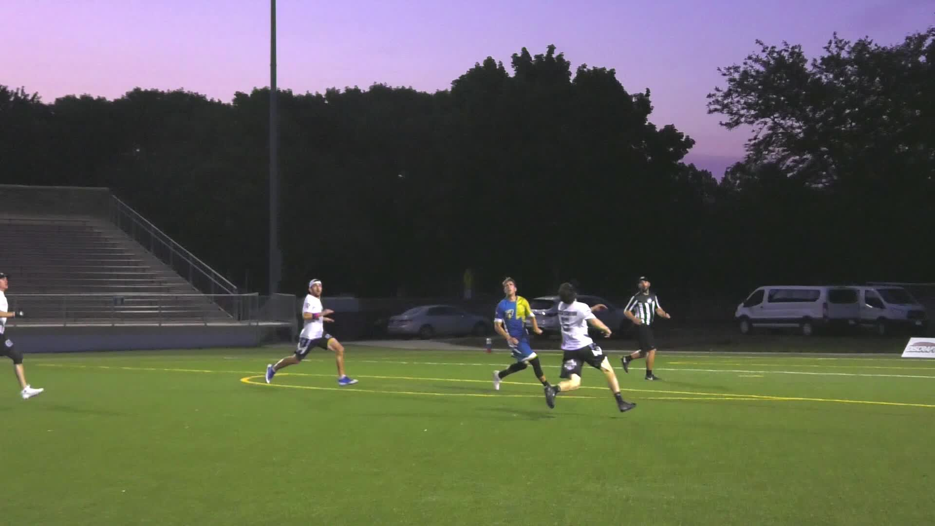 american ultimate disc league, audl, ultimate, ultimate frisbee, Pat Shriwise Sky Goal GIFs