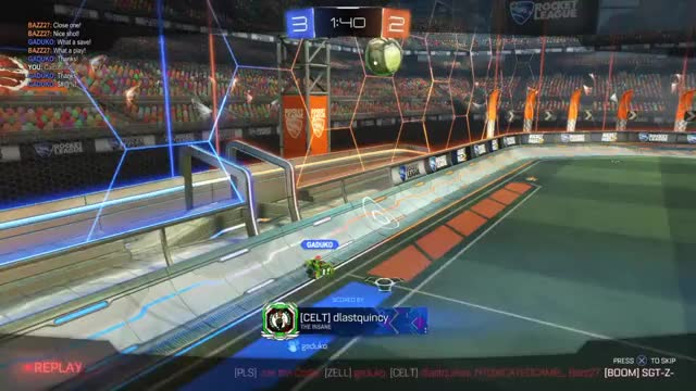 Watch and share Rocket League® GIFs and Playstation 4 GIFs by Scott Zgorzelski on Gfycat