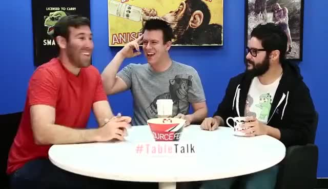 Watch Ross Abandon Thread GIF on Gfycat. Discover more Abandon Thread, Everett, Ross, SourceFed GIFs on Gfycat